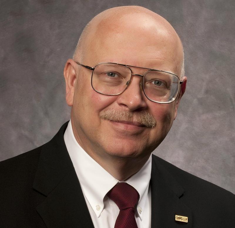 SSM Health president and CEO Bill Thompson.