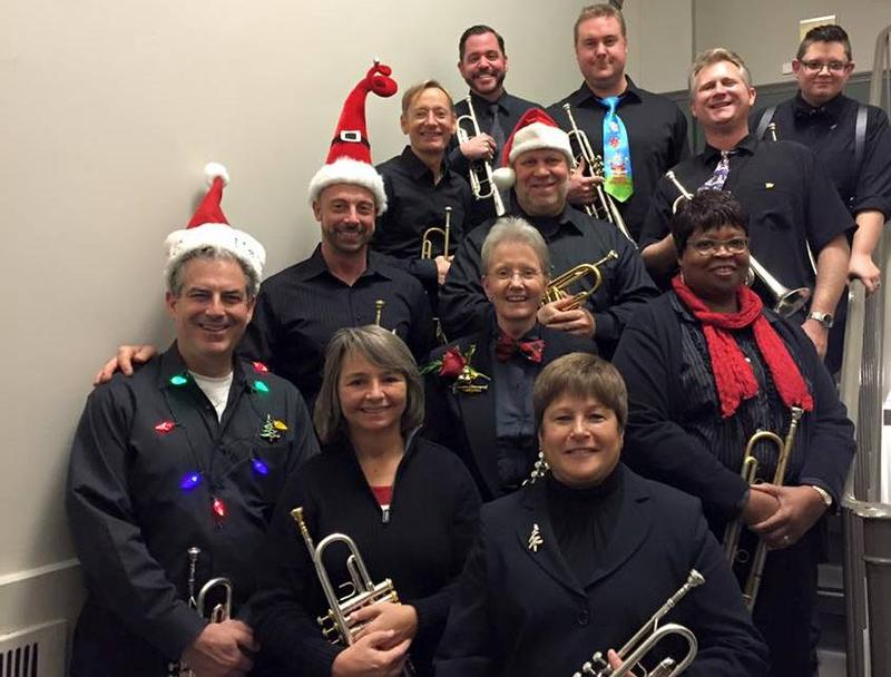 A BandTogether Christmas concert.