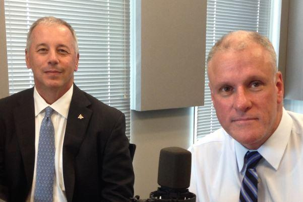 Mike Hart and Joe Reagan discuss measures by the St. Louis Regional Chamber to boost inclusion in business.