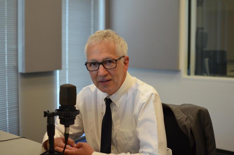 UMSL Criminology professor Rick Rosenfeld.