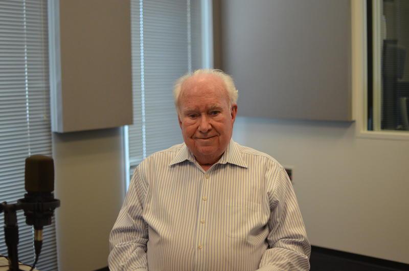 Dr. Peter Raven, the former longtime president of the Missouri Botanical Garden.
