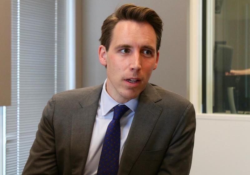 Mo. attorney general-elect Josh Hawley