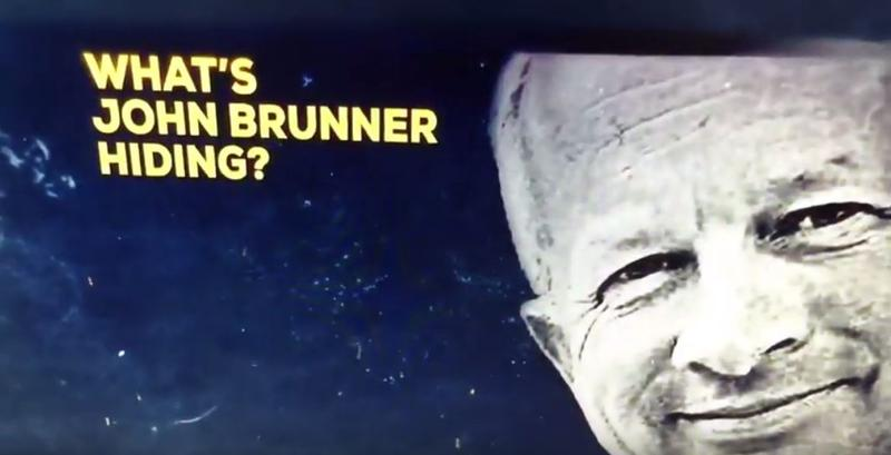The LG PAC is airing an ad attacking Missouri Republican gubernatorial hopeful John Brunner.