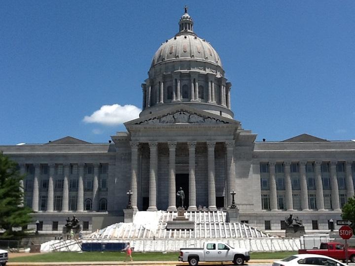 Missouri Capitol in 2016.