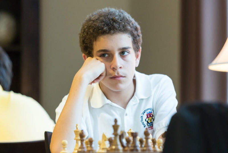 International Master Daniel Naroditsky, 17, will be the top seed at this year's U.S. Junior Closed Championship.