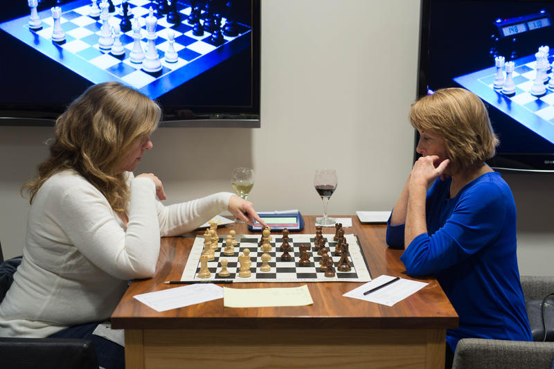 A program for women learning chess has become a popular outing for participants.