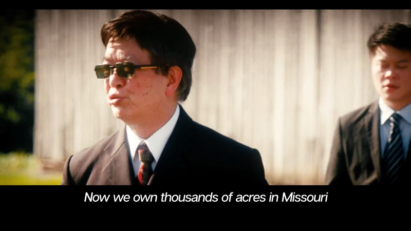 A screenshot from the ad funded by the Tea Party Patriots against state Sen. Kurt Schaefer