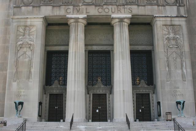 St. Louis Civil Courts building.