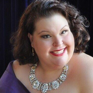 "Melissa Parks sings the role of Katisha in Union Avenue Opera's season opening production of ""The Mikado."""