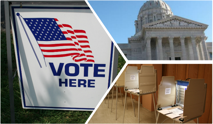 The primary election is Tuesday.