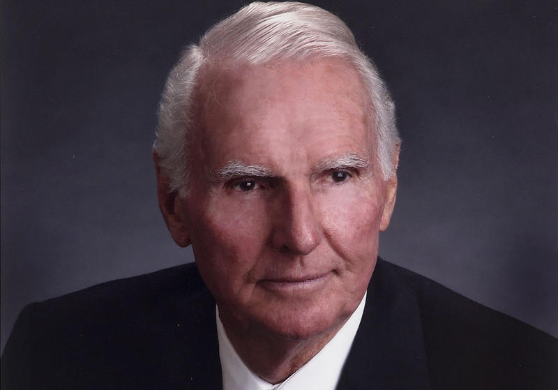 Jack Taylor, founder of Enterprise Holdings, died Saturday, July 2, 2016.