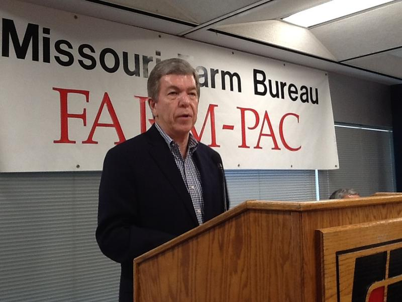 Republican U.S. Sen. Roy Blunt was endorsed by Farm Bureau members in February for a second term in office, under a new