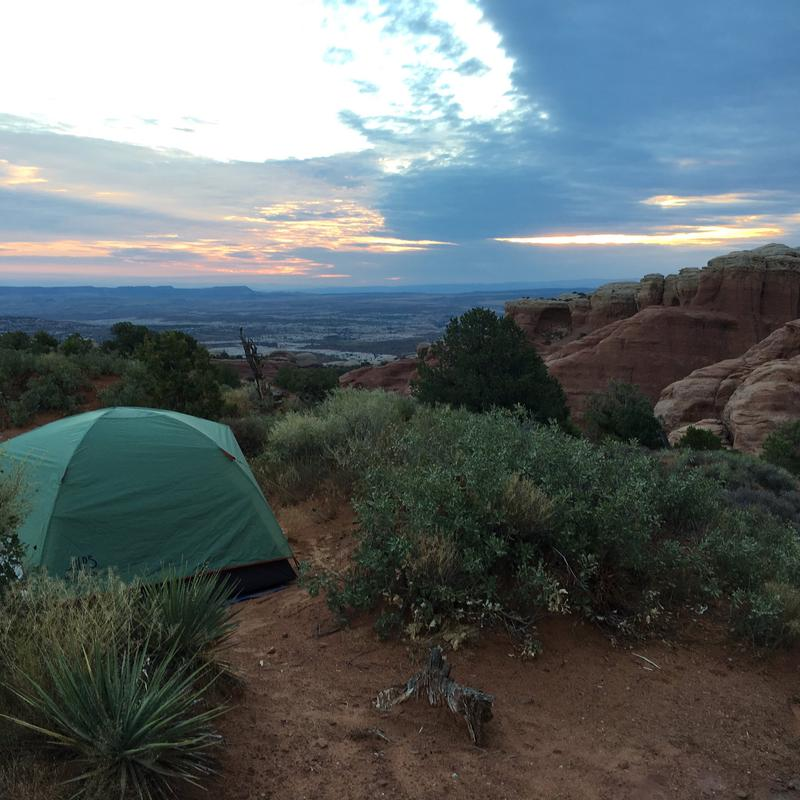 @hannahviolin shared this shot from a recent roadtrip at Arches National Park in Utah.