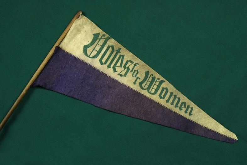 In 1916, women in St. Louis brought an era of non-violent protest to the women's suffrage movement.