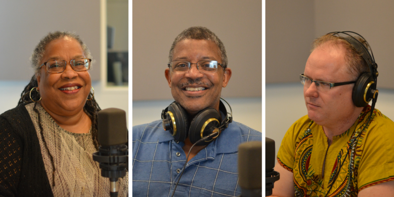 Linda Lockhart, Alvin Reid and Chris King reflected on colleague George Curry's life on Friday's