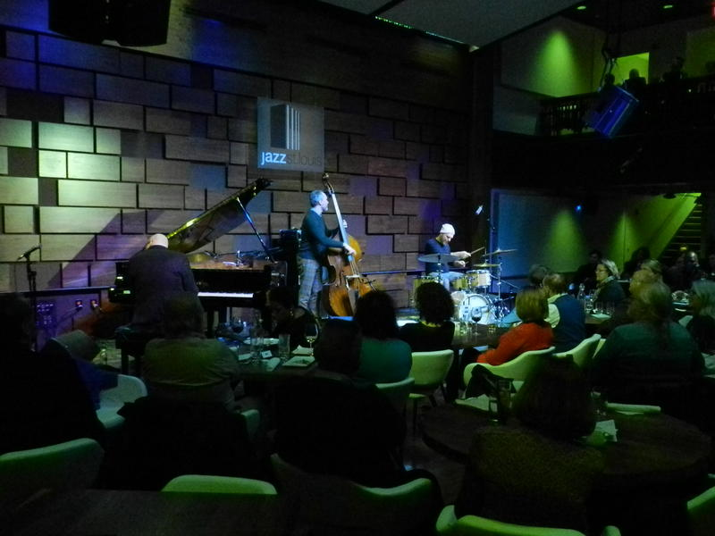 The Bad Plus at Jazz at the Bistro-2015