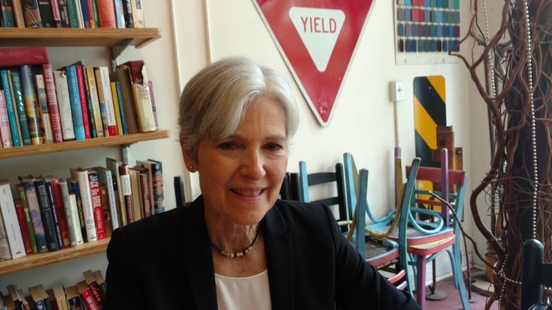 Jill Stein, Green Party presidential nominee