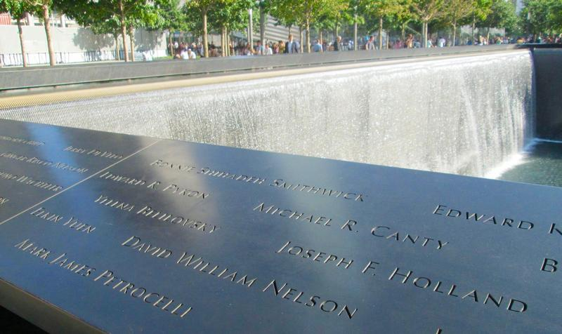 Kirkwood native David Nelson's name is on the National September 11 Memorial and Museum in New York.