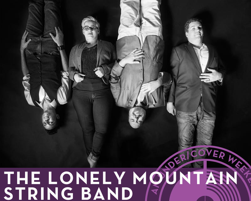 Lonely Mountain String Band played last year's An Under Cover Weekend and came back for this year as well.