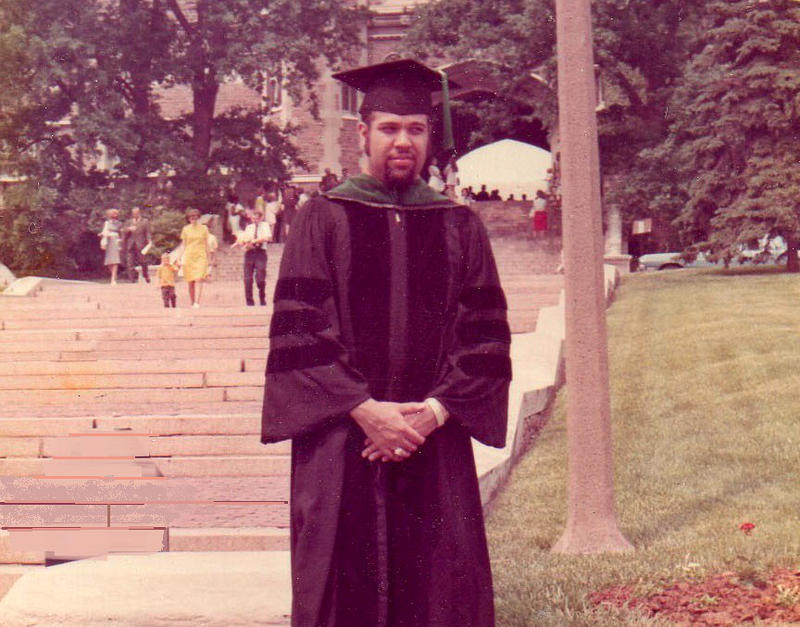 Dr. Julian Mosley was the second African-American to graduate from the Washington University Medical School.