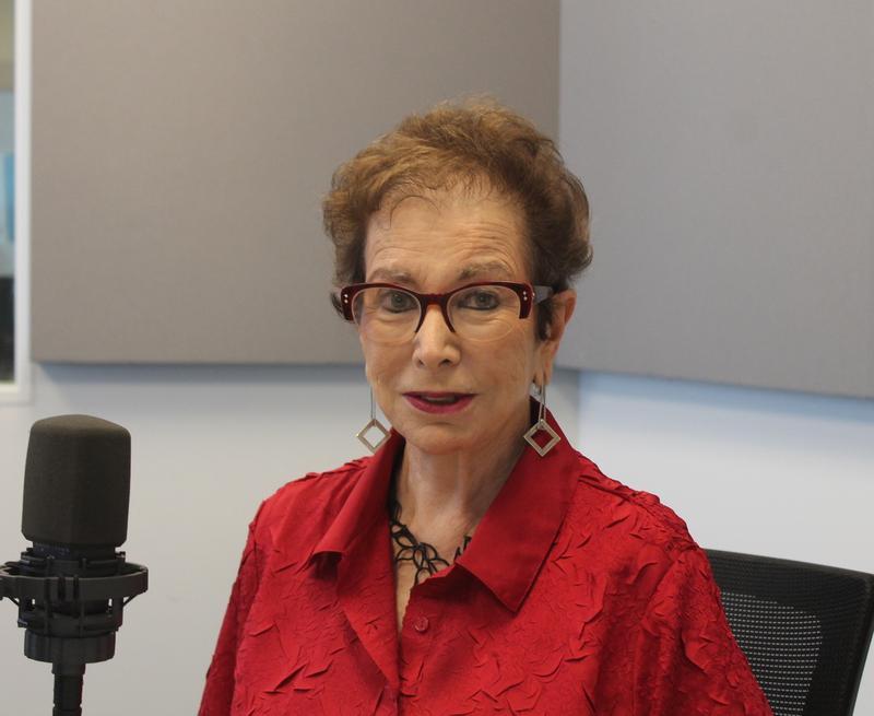 Susan Balk, journalist and founder of HateBrakers
