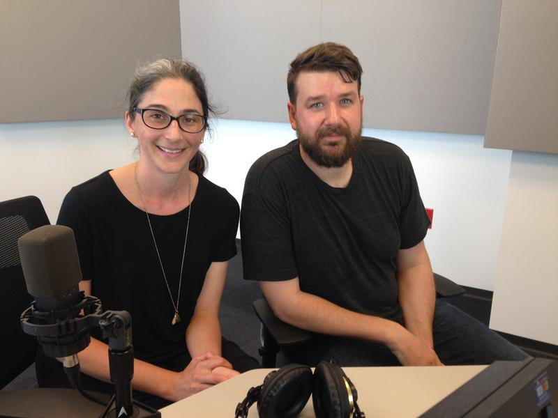 "Dana Hotle and Adam Maness joined ""St. Louis on the Air"" to discuss the Chamber Project St. Louis' upcoming concerts."