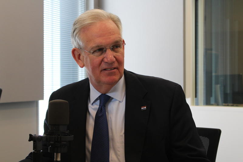 Gov. Jay Nixon October 2016