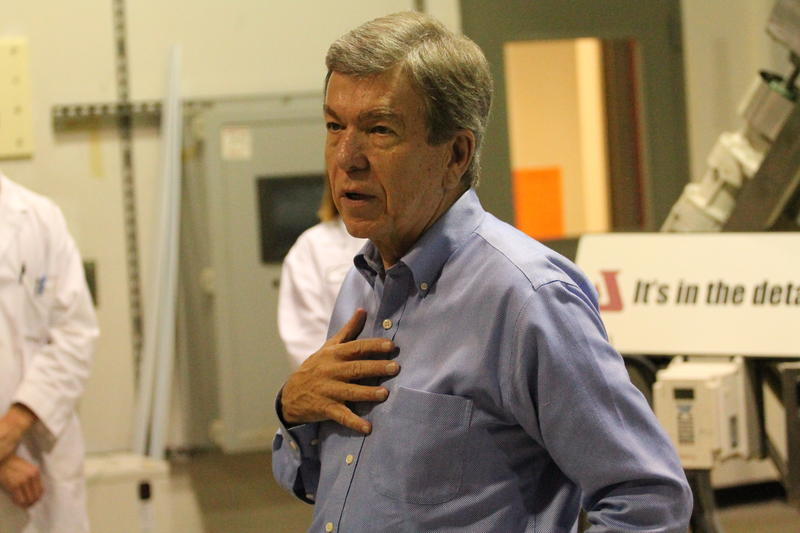 U.S. Sen. Roy Blunt is facing a tough challenge from Kander. But the closeness of the race isn't hugely surprising, given that statewide contests in Missouri are traditionally competitive.