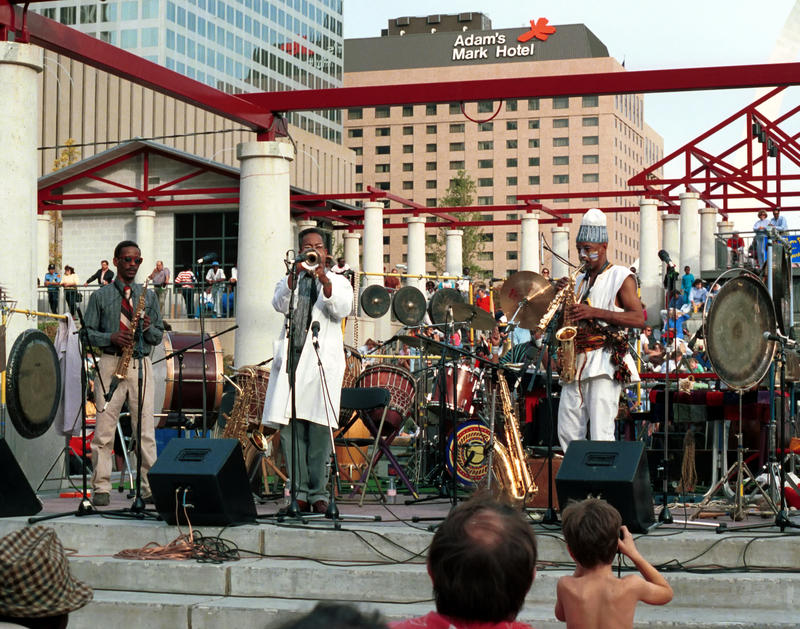 Art Ensemble of Chicago-1988