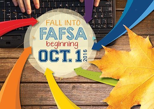 FAFSA October graphic
