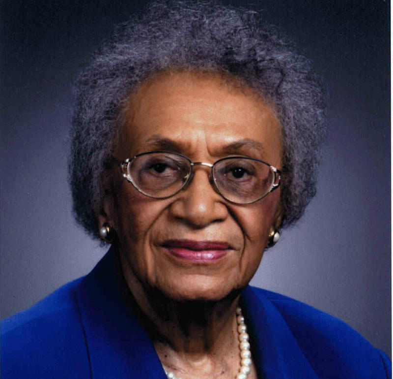 Civil Rights Attorney Frankie Muse Freeman will turn 100 years old in November.