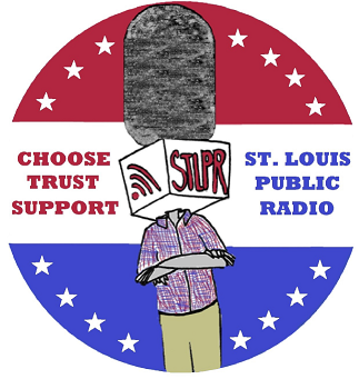 STLPR Membership Campaign button