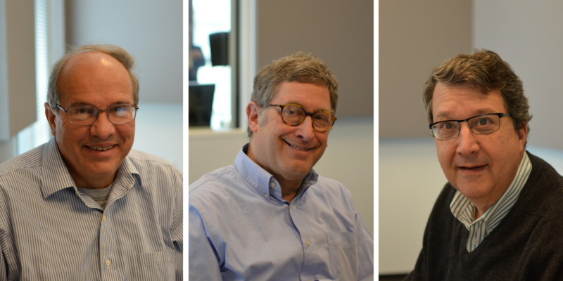 William Freivogel, Ronald Levin and Mark Smith participated in this week's Legal Roundtable.