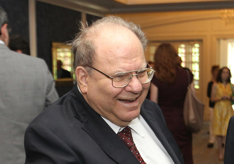 Missouri Supreme Court Judge Richard B. Teitelman pictured in this June 1, 2016 file photo, has died at the age of 69. Teitelman was the first legally blind and Jewish judge to serve on Missouri's highest court.
