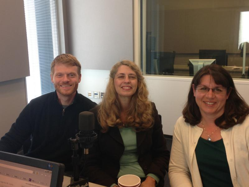 Tom Cohen, Christine Karslake, and Phyllis Ellison joined Don Marsh in studio Monday to dicsuss events in St. Louis during Global Entrepreneurship Week.