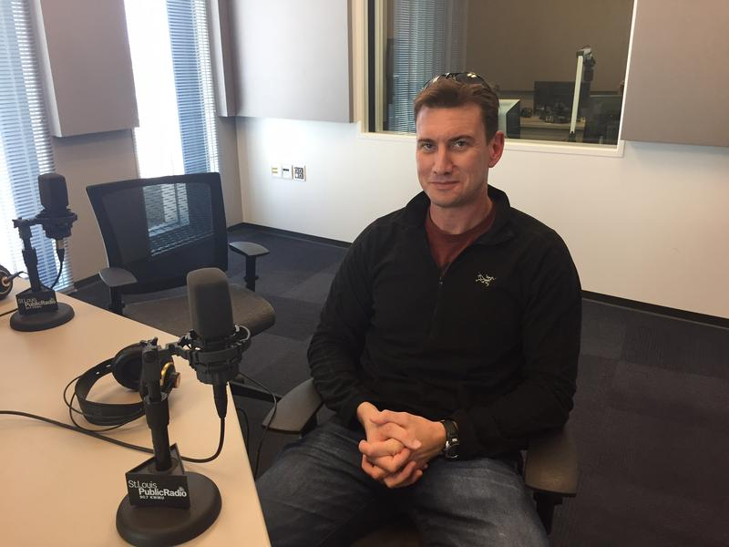 James Petersen is a Marine veteran who shared his struggles with PTSD on Friday's St. Louis on the Air.