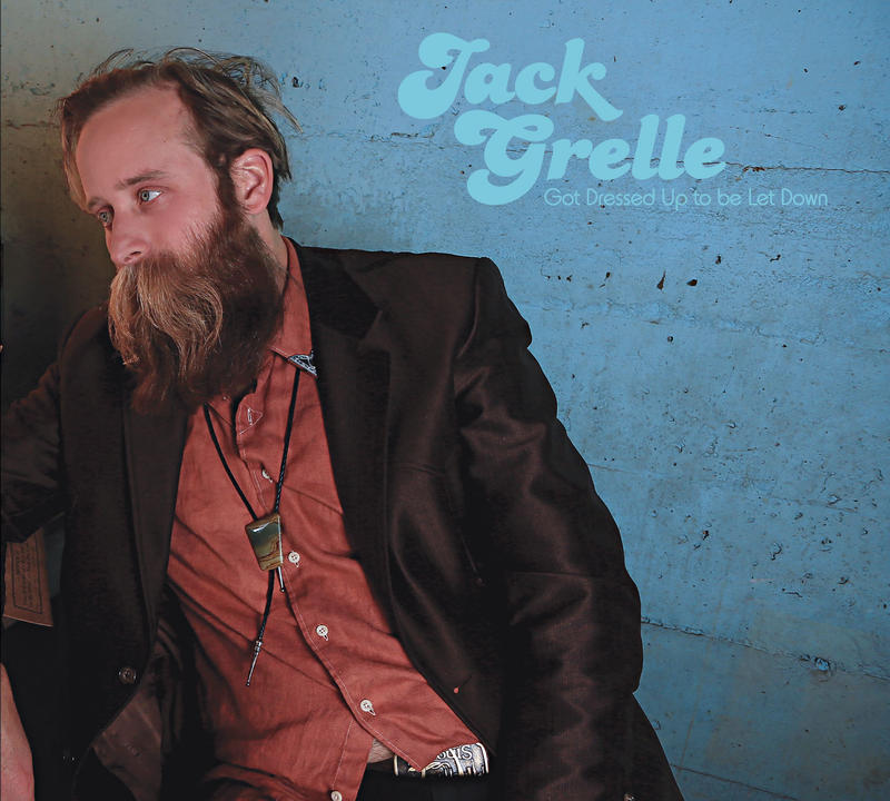 Jack Grelle's album cover. (Nov. 2, 2016)
