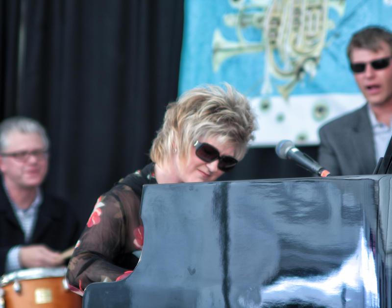Matt Wilson, Deena DeRose and Martin Wind-2013