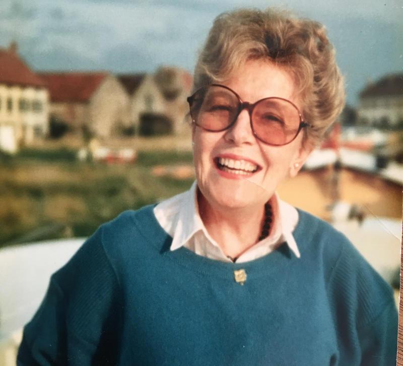 Photo of Mary Langenberg