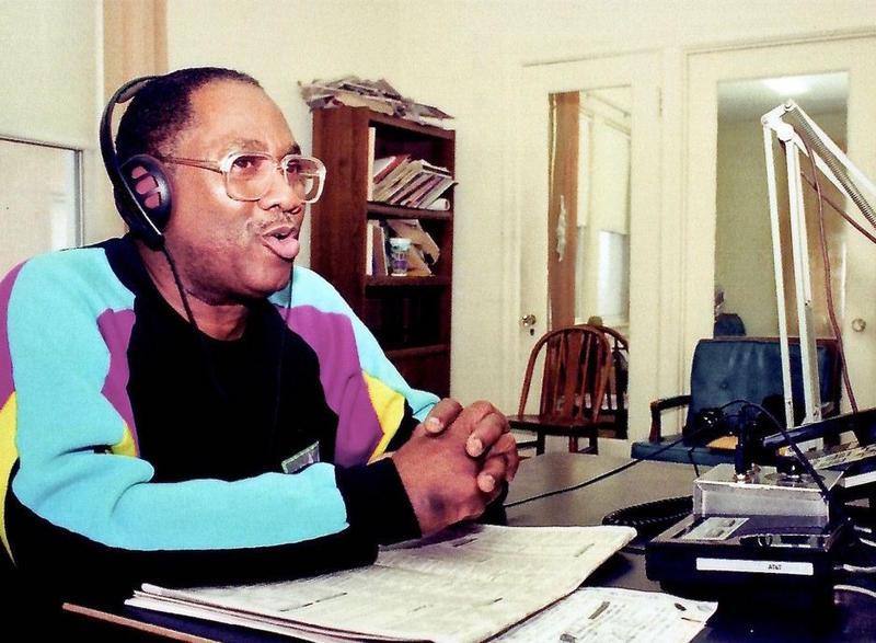 Richard 'Onion' Horton spent the majority of his years on the radio at WGNU.