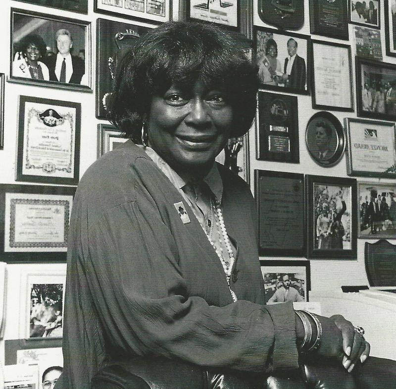 Pearlie Evans was an activist who became a political power broker.