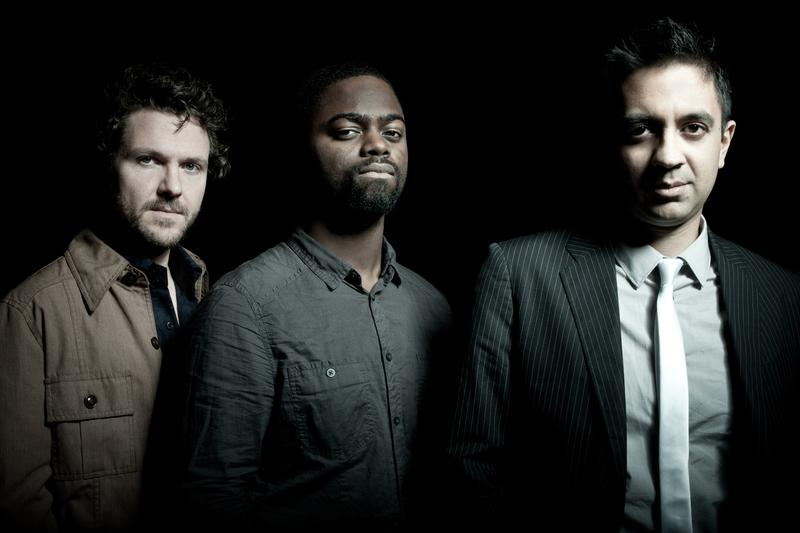 The Vijay Iyer Trio