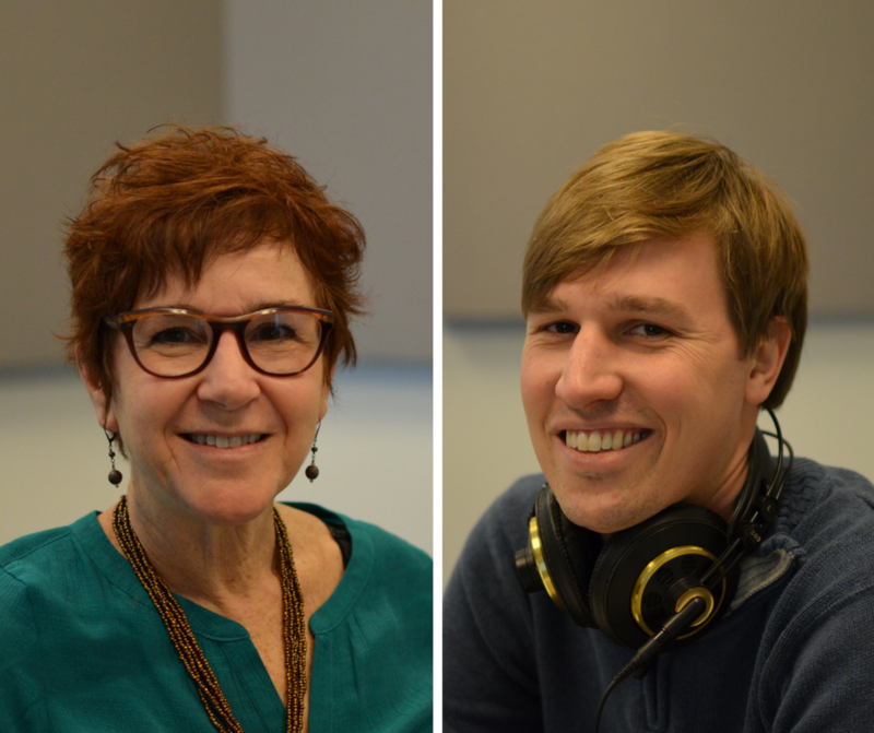 Nancy Fowler and Willis Ryder Arnold discussed the top arts stories in 2016 in the St. Louis region.
