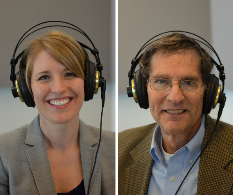 Katie Herbert Meyer and Stephen Legomsky discussed the efforts of Migrant & Immigrant Community Action Project in St. Louis on St. Louis on the Air.