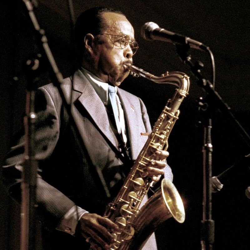 Buddy Tate-1990