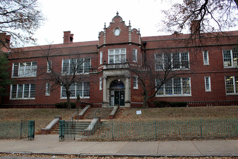 Cote Brilliante Elementary in the Ville neighborhood is one of two schools Superintendent Kelvin Adams recommended close at the end of the 2016-2017 school year.