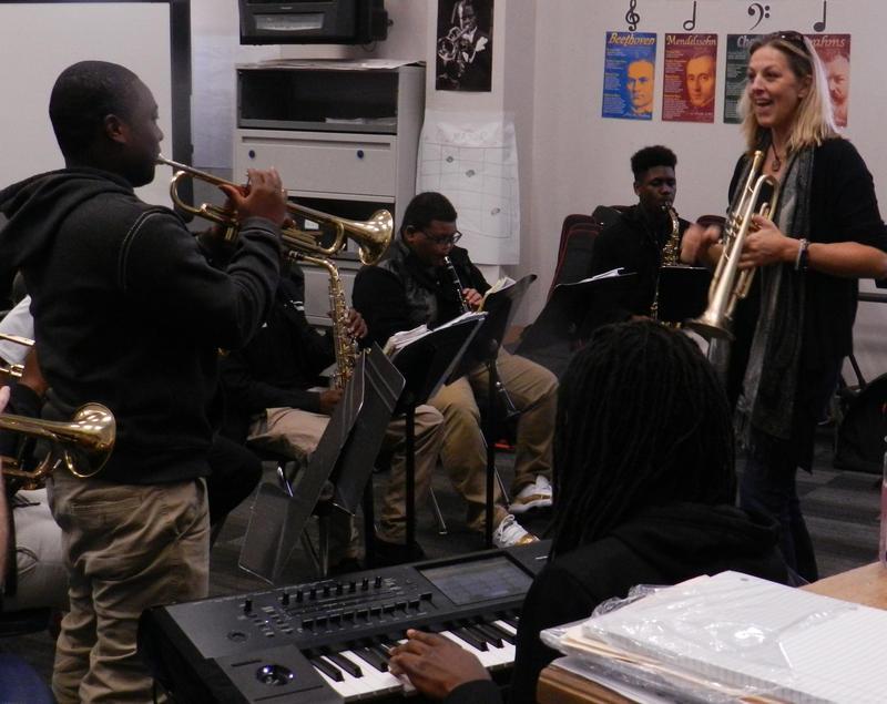 Ingrid Jensen Teaching-2016