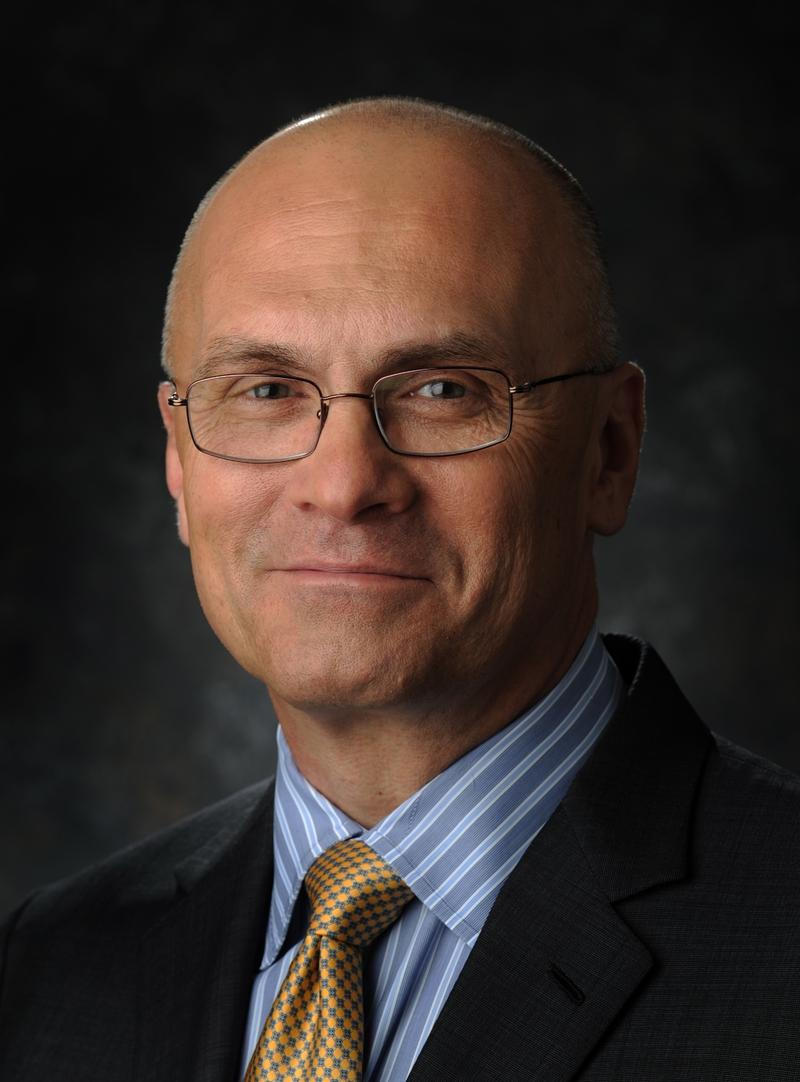 Profile photo of CKE Restaurants Chief Executive Andrew Puzder.