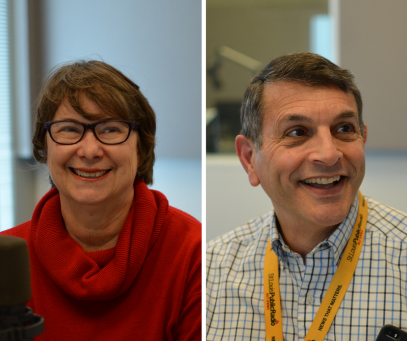 St. Louis Public Radio's Donna Korando and Dale Singer have led storied journalism careers in St. Louis. On Friday, they retire.