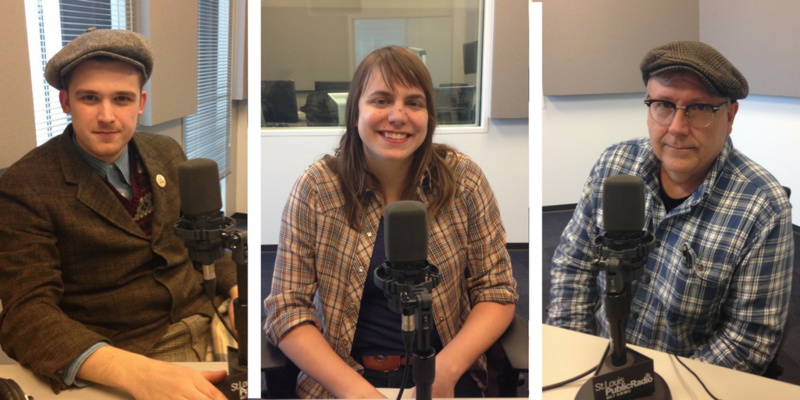 T.J. Muller, Kellie Everett and Kevin Belford joined St. Louis on the Air to discuss the Sidney Street Shakers.